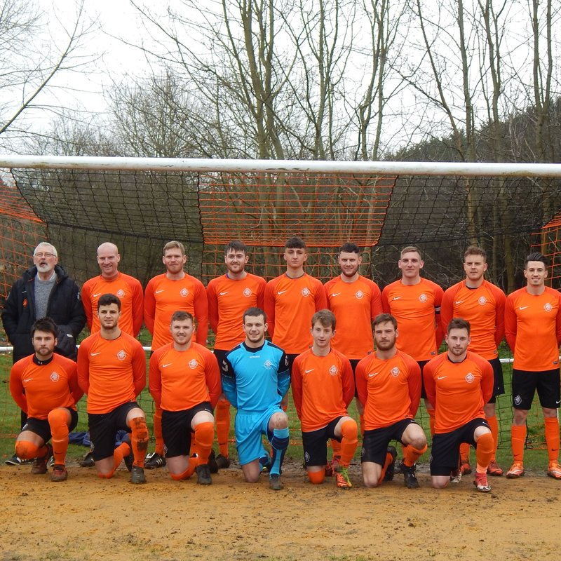 First Team beat Purton 5 - 1