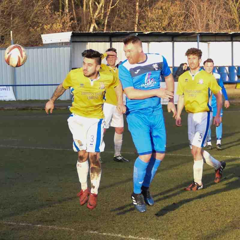 Rossington Vs FC Bolsover