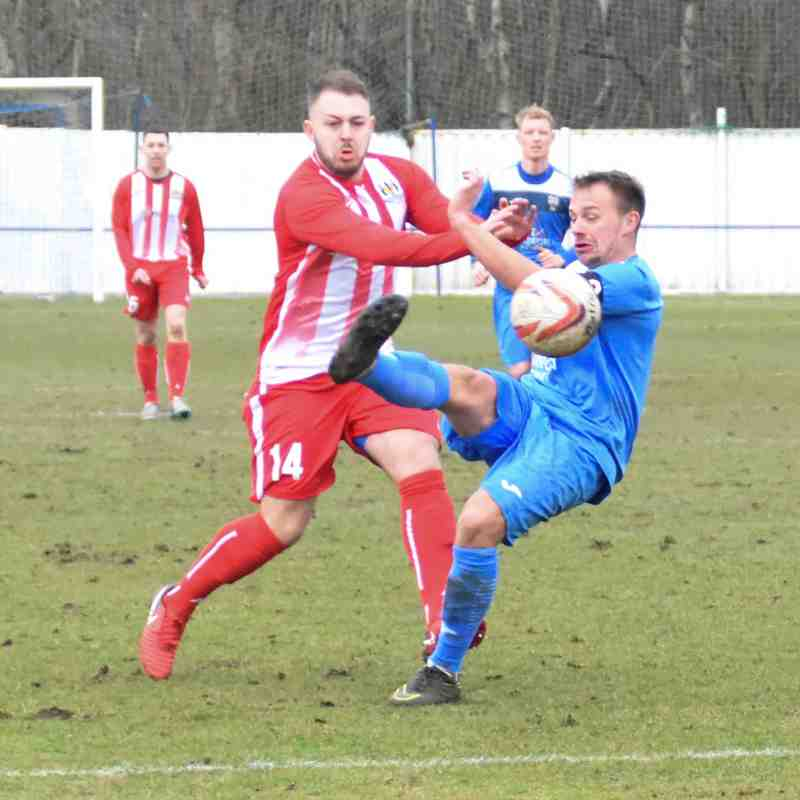 Rossington Vs Eccleshill