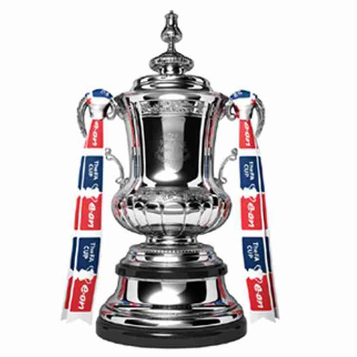 FA Cup FA Vase and FA Youth Cup draws made