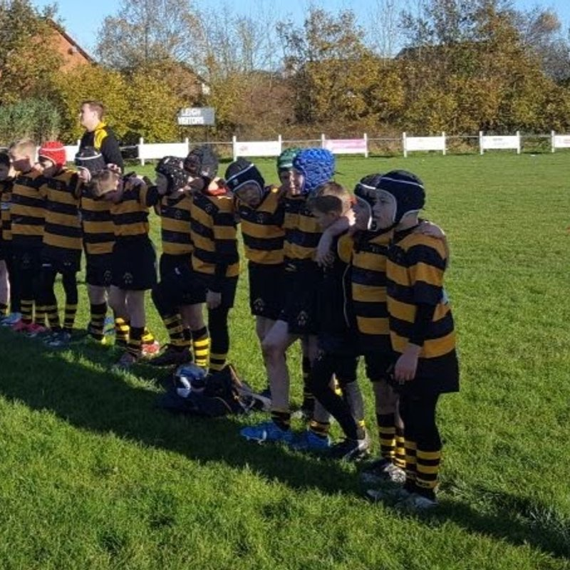 Leigh Lions to strong for a brave West Park outfit