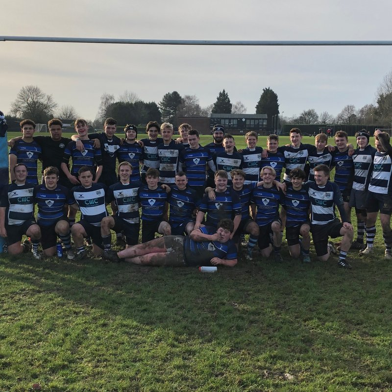 Chelmsford U17s finish 2018 with a festive win