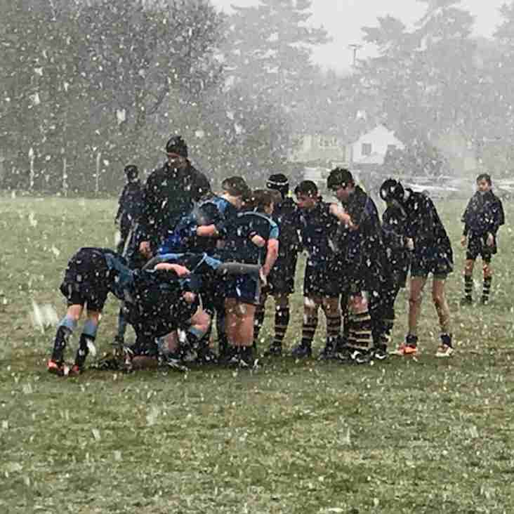 HRFC U13s | Sunday 21 January 2018