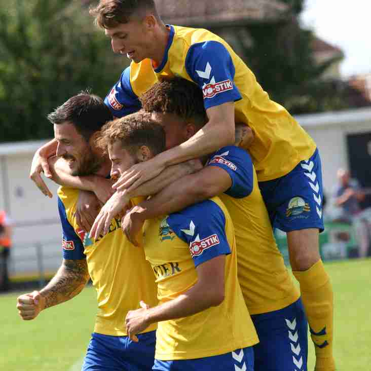 Gosport Borough VS Harrow Borough