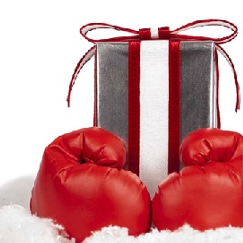 Boxing Day Game - Sean Ellis Is In Charge - Be Part Of It  - The DuffKit Shield