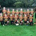 Under 10's lose to Oldham St Annes Golds 16 - 20