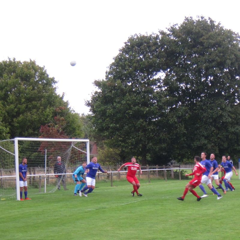 Faringdon Thursday Memorial Cup  LETCOMBE     4          PURTON     1