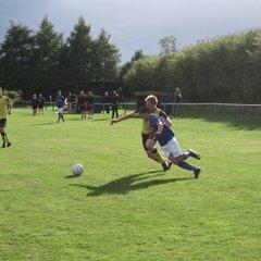 Letcombe vs North Leigh United