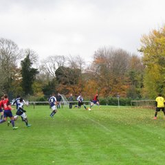 Letcombe Reserves vs Hagbourne Utd