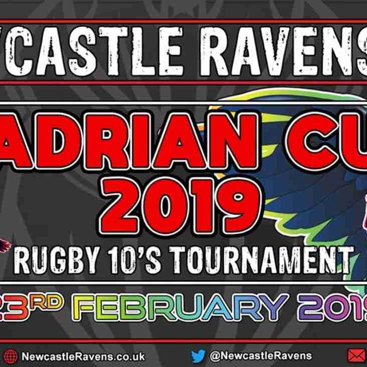 Hadrian Cup 2019