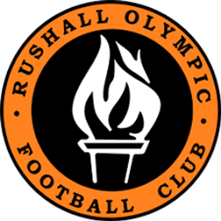 View From The Opposition: Rushall Olympic