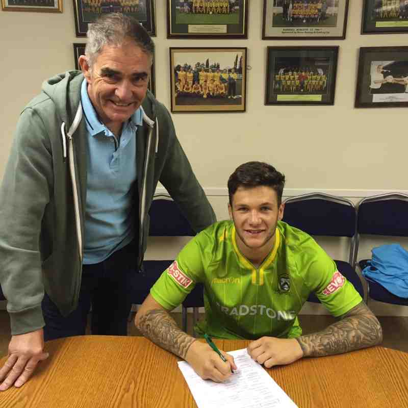 Perry & Percival join Barwell