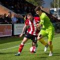 Barwell 1-3 Altrincham