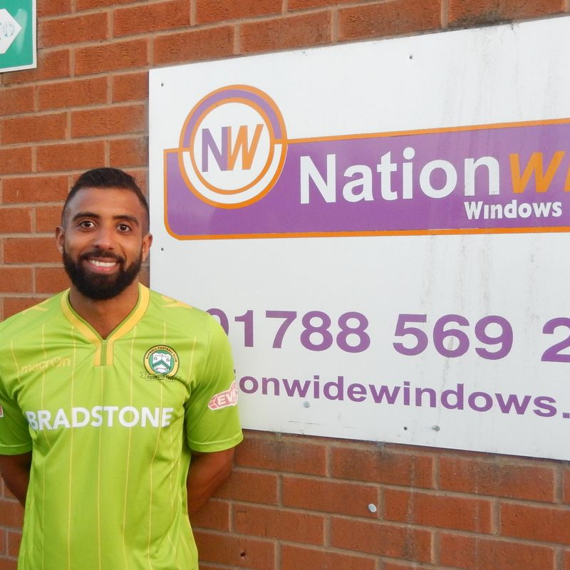 Owen Story Signs for Bedworth United