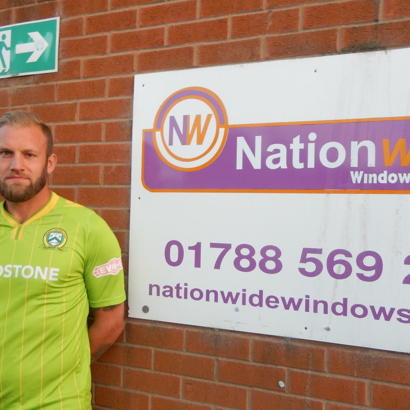 Townsend departs for Sutton Coldfield