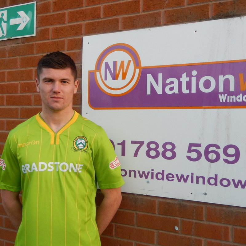 Matt Stenson Departs for Leamington