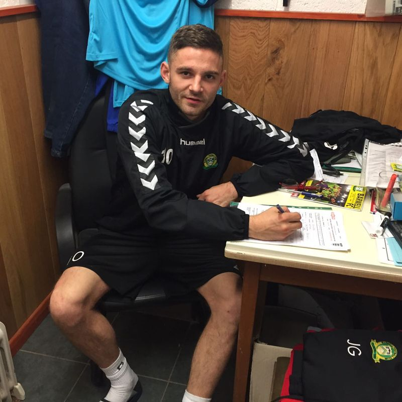 Nathan Edgington Re-Joins The Canaries