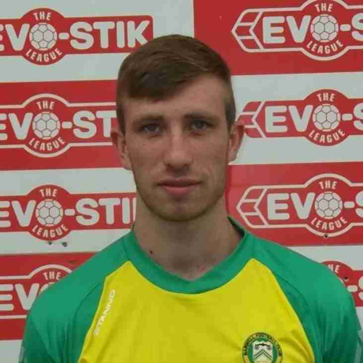 Alex Tomkinson Returns to Kirkby Road