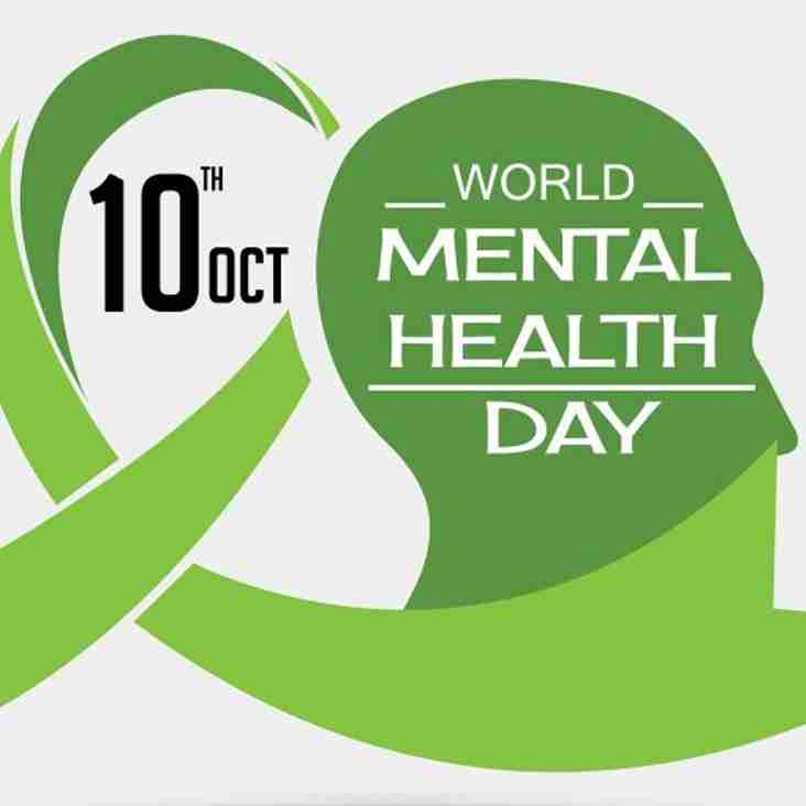 A Message from Barwell Football Club on #WorldMentalHealthDay