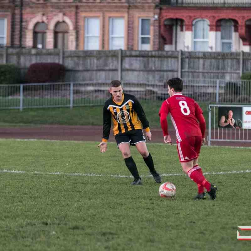 GYT FC v Haverhill Rovers