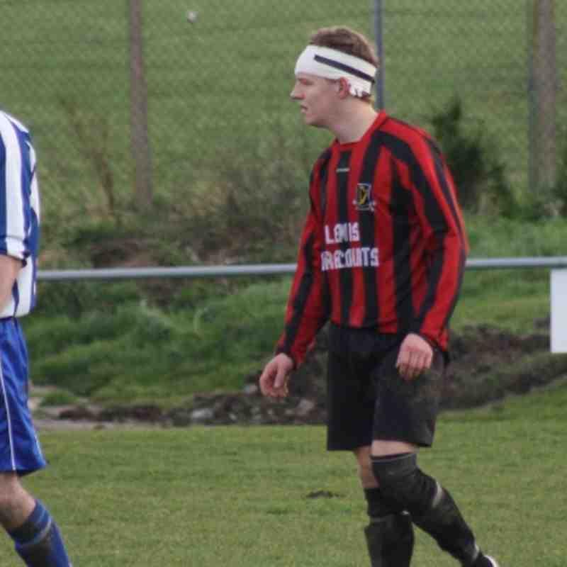 Holyhead hots v Cpd Llanerchymedd (4-0) cup 01/12/12