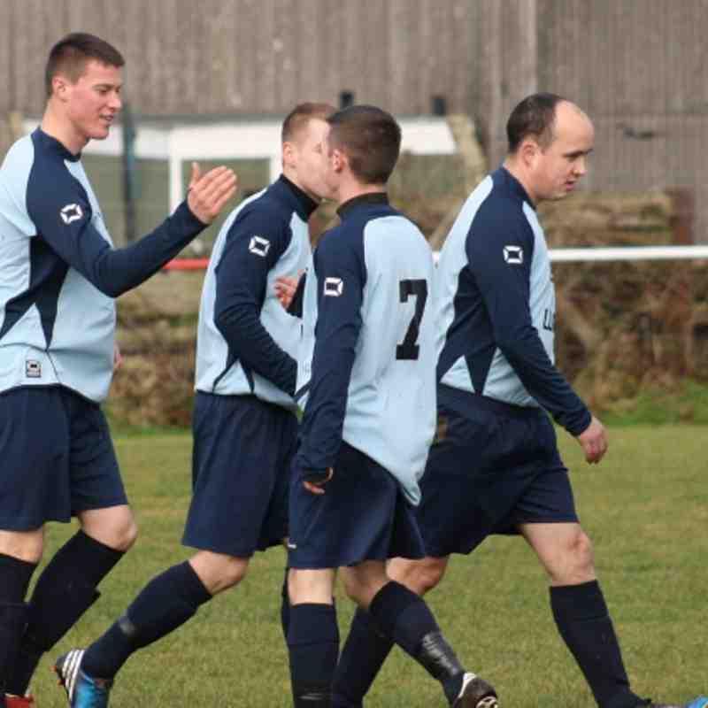 LLanerchymedd v LLanfairfechan (Gwynedd cup first rnd)(4-1) 15/12/12