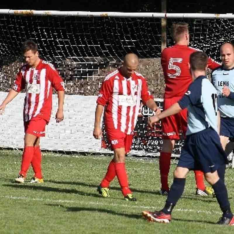 Holywell v LLan (8-1) 14/09/13 welsh cup