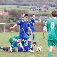 LLan v Bangor Uni (1-0) meditel cup (Rnd1) 09/11/13