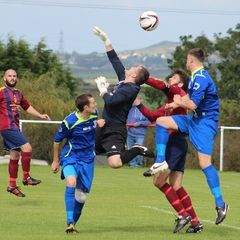 LLan 3 - 0 Greenfield (welsh alliance div2 Lg 06/09/14)