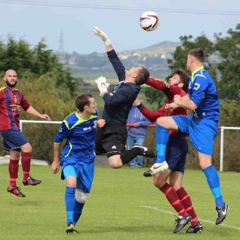 LLan 3 - 0 Greenfield (welsh alliance div2 Lg 06/09/14)