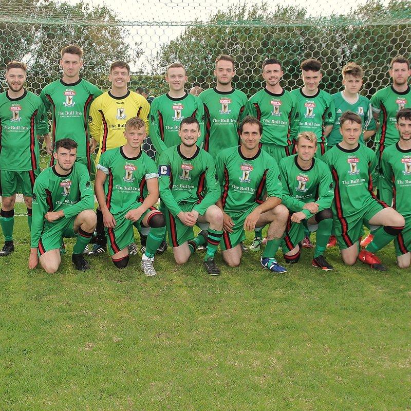 CPD Llanerchymedd FC beat Penmaenmawr Phoenix 0 - 1