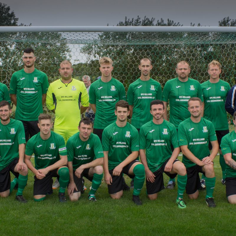 CPD Llanerchymedd FC lose to Kinmel Bay 4 - 0