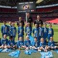 BSYFC U8s Whites Wembley Trip