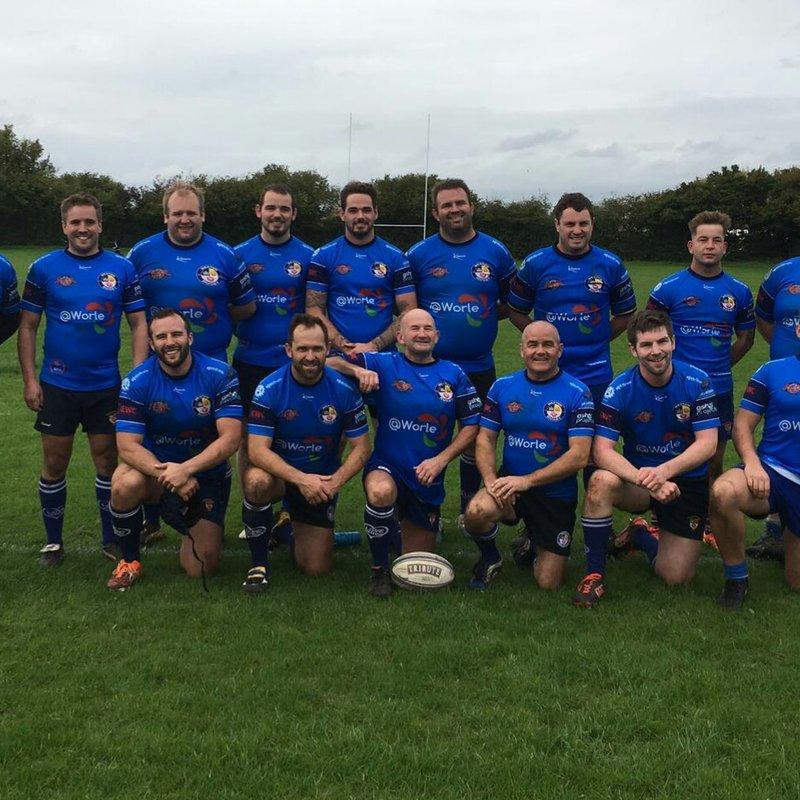 Wanderers (4th) - S2N beat Bristol Barbarians II 60 - 12
