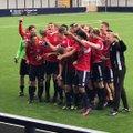 GLOSSOP NORTH END vs. Hyde United Football Club