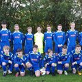 Leek Town U15 Rangers beat Norton Athletic 8 - 1