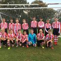 Under 14 (WDYFL) lose to Stonesfield Strikers 3 - 6