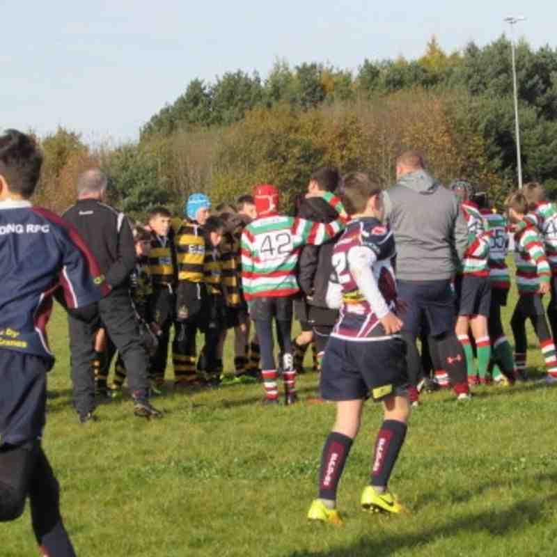 Landrover Cup U12's