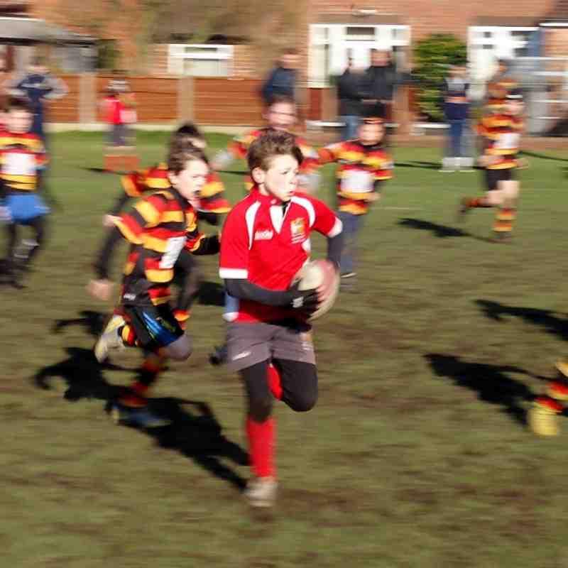 U10 MRC vs Heaton Moor 17/02/13 by Mike Tongue