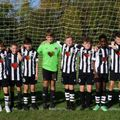 Under 13 Juniors lose to Hutton 2 - 4