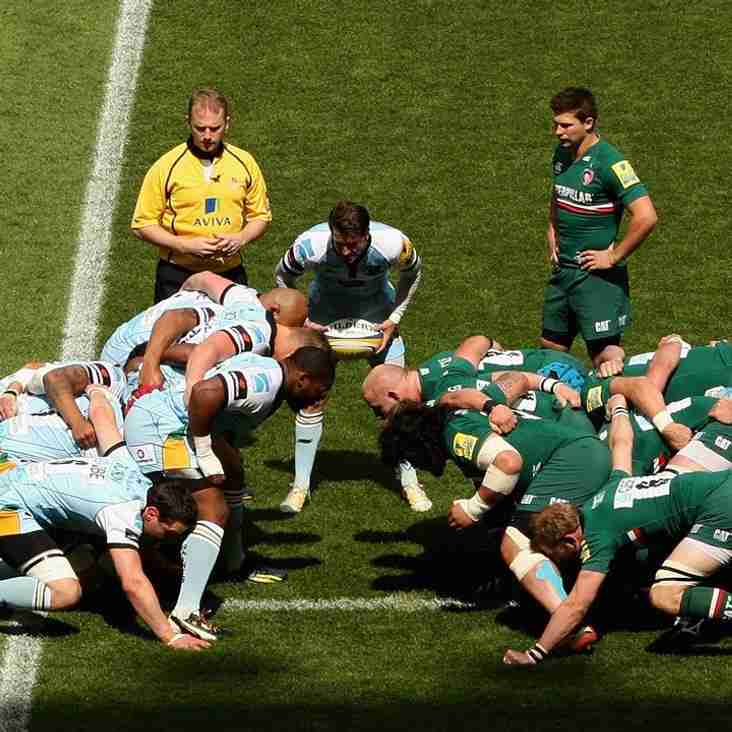 Uncontested Scrums Guidance for League Fixtures