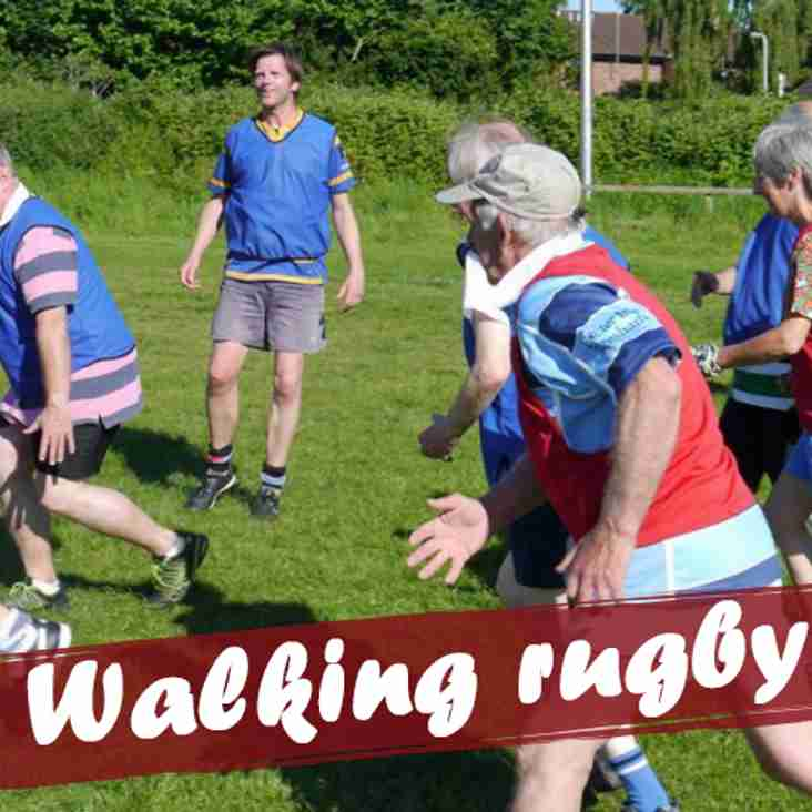 Walking Rugby