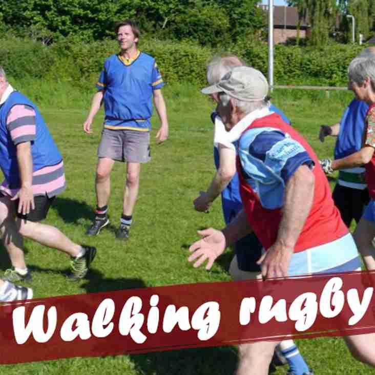 Walking Rugby