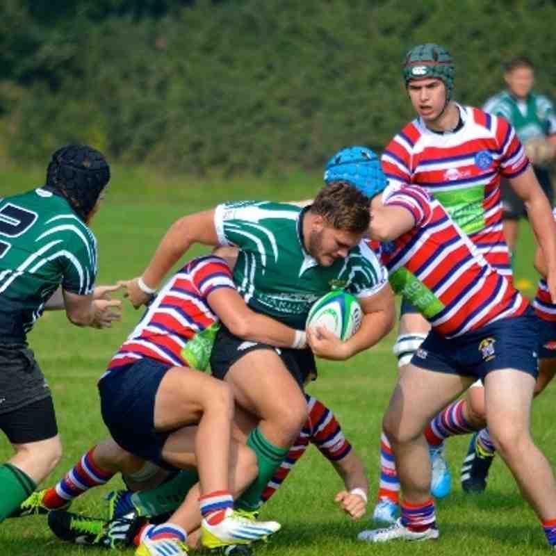 20140907 vs Tonbridge Juddians
