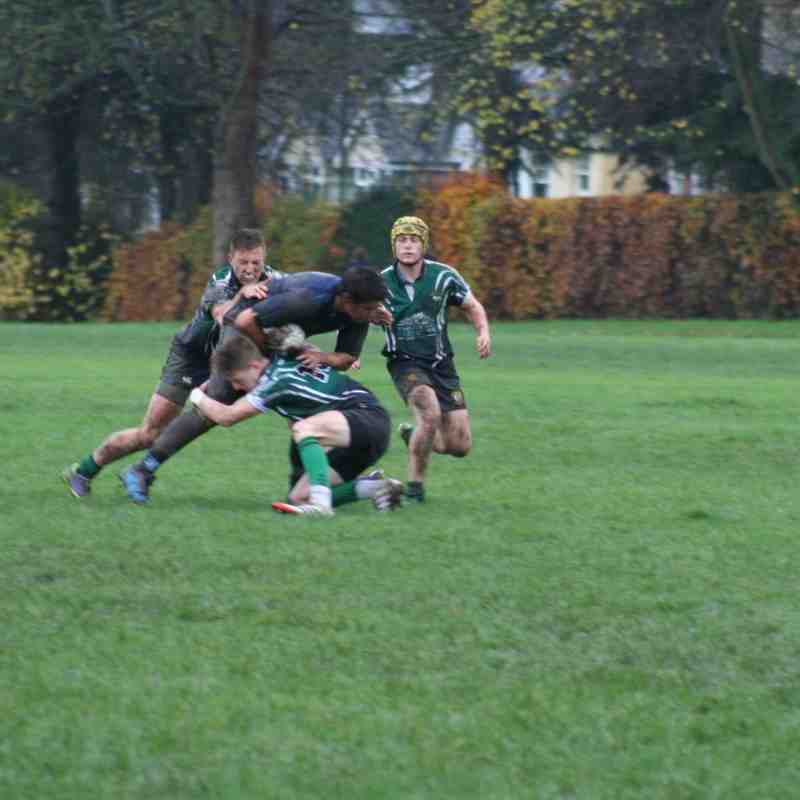20141123 vs Chichester