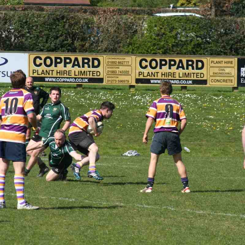20150418 vs Uckfield