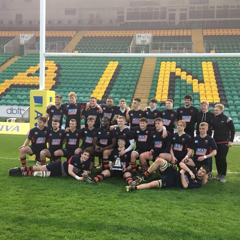 Colts retain Oceanic cup!