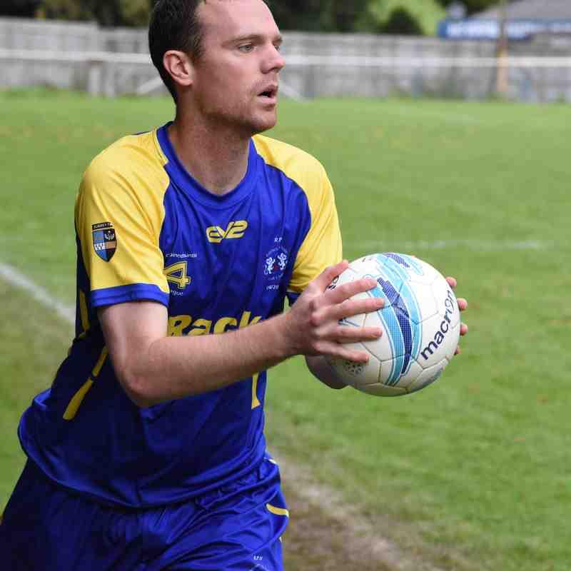 Uckfield Away 17
