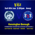 Kenbo 4, Vale not at the Races 0