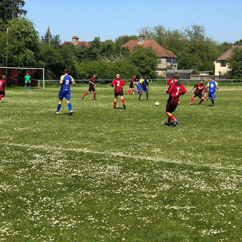 Farleigh Rovers 0 - Raynes Park 4